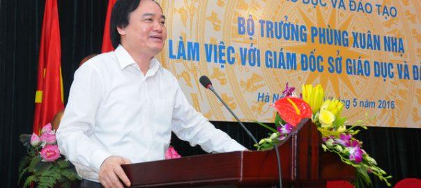 bo-truong-phung-xuan-nha-lam-viec-voi-63-giam-doc-so-gddt